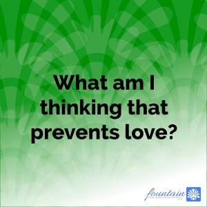 Prevents love